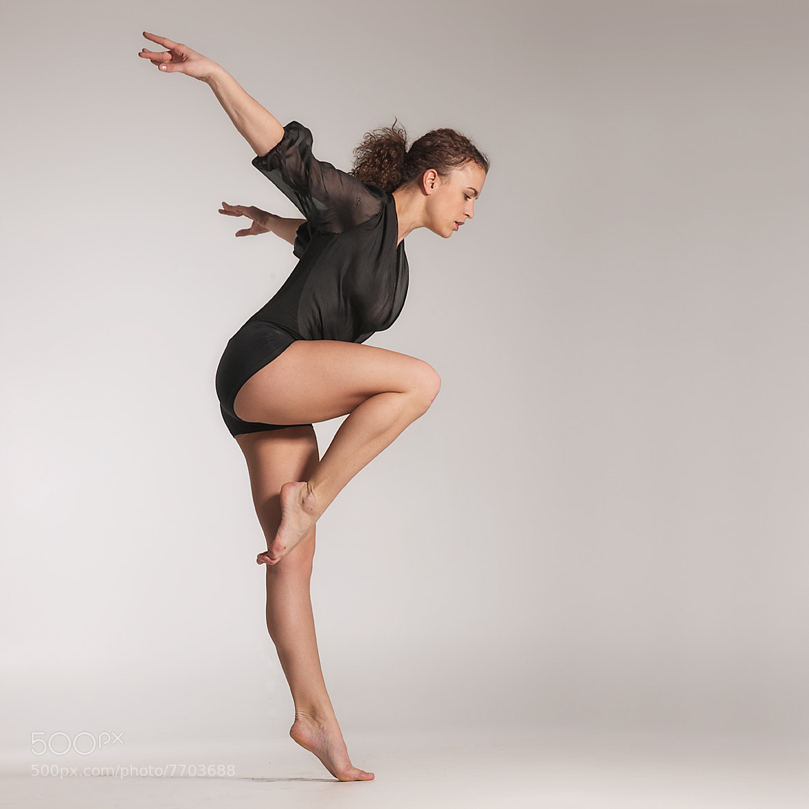 Photograph Dance by Marc Vreenegoor on 500px