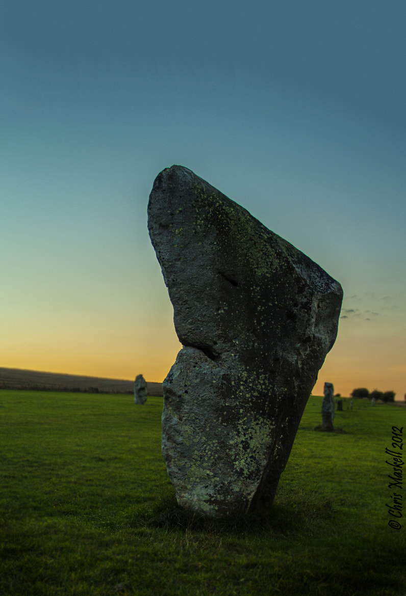 Photograph West Kennet Avenue Monolith by Chris Maskell on 500px
