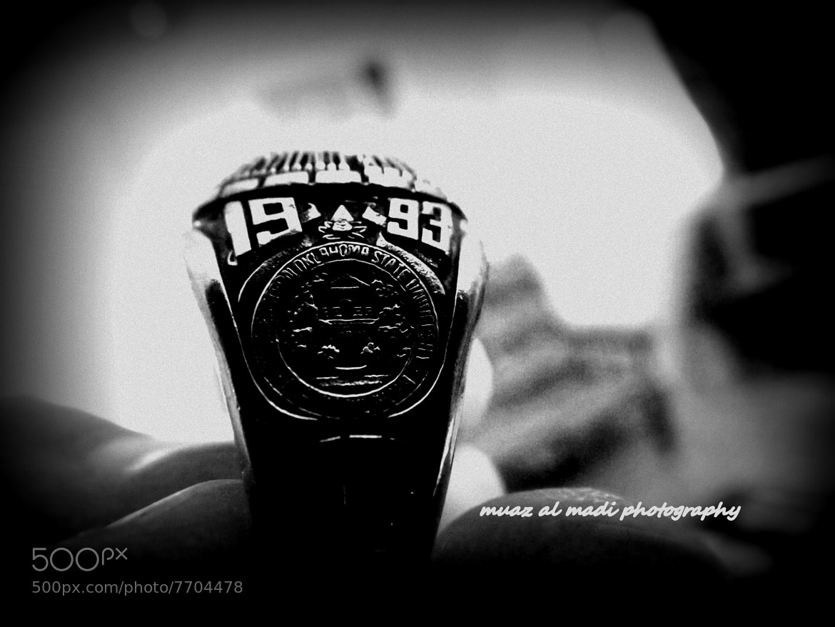 Photograph MY FATHER'S RING  by muaz Abbadi on 500px