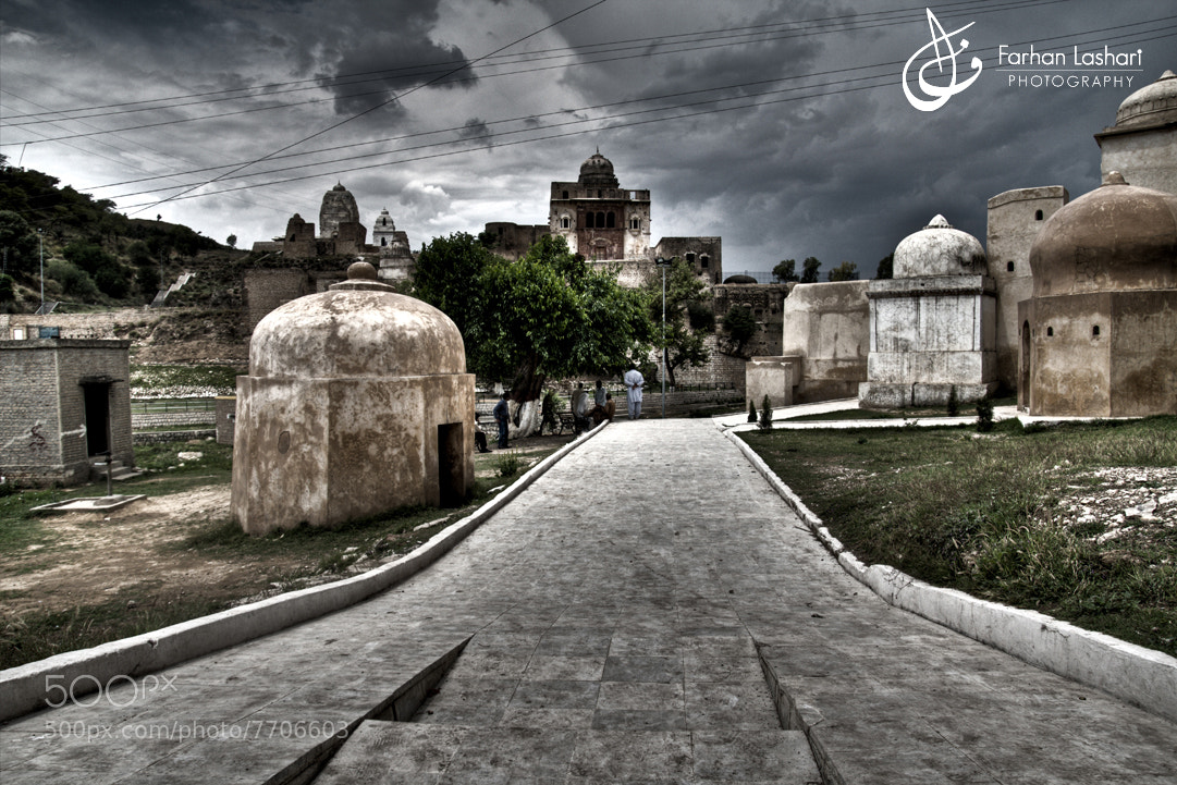 Photograph Enterance Katas by Farhan Lashari on 500px