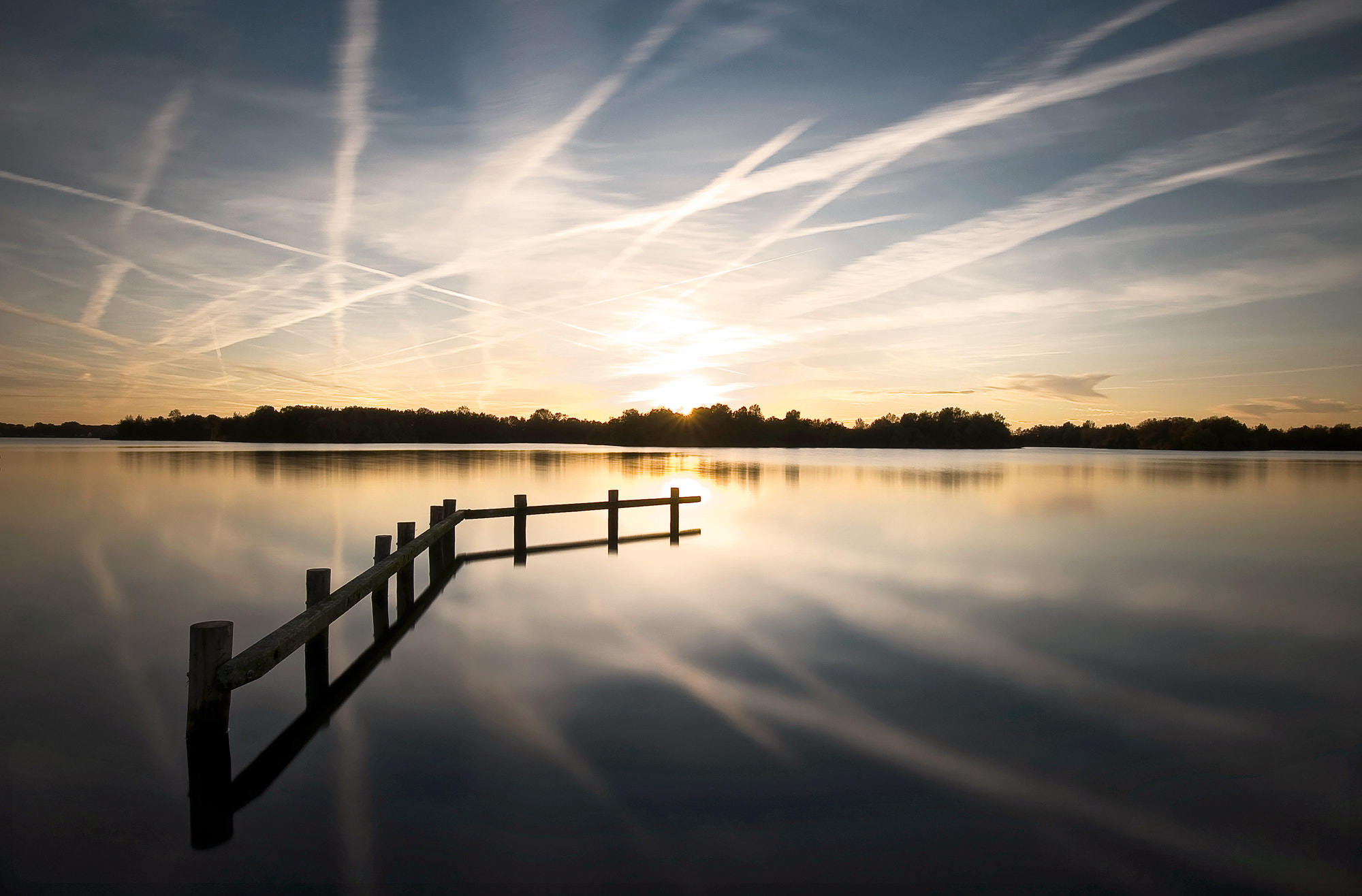 Photograph Reflected Flights by Daniel Bosma on 500px