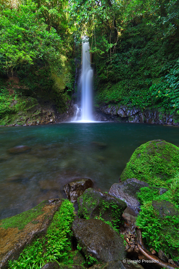 Photograph Malabsay Falls, Cam Sur, Philippines by Herald Presado on 500px