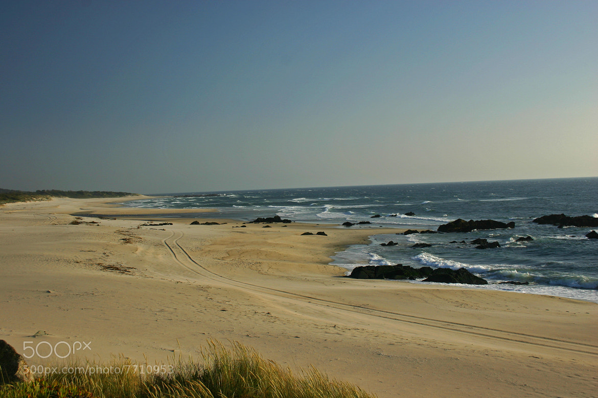 Photograph Afife Beach ( North Portugal - Minho ) by Abm Oliveira on 500px