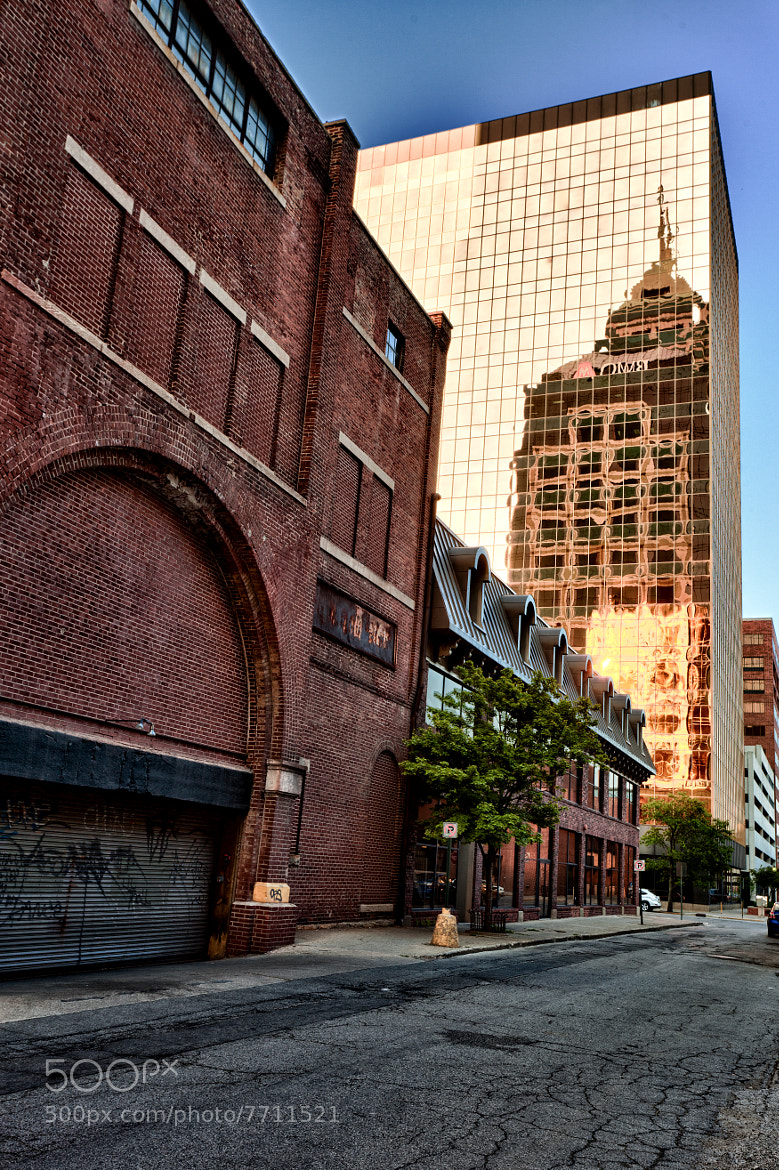Photograph Old Meets New - Redux 3 by Michael Noirot on 500px