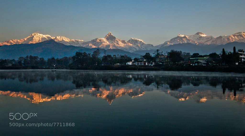 Photograph Pokhara - heaven on earth by Prakash Bajracharya on 500px