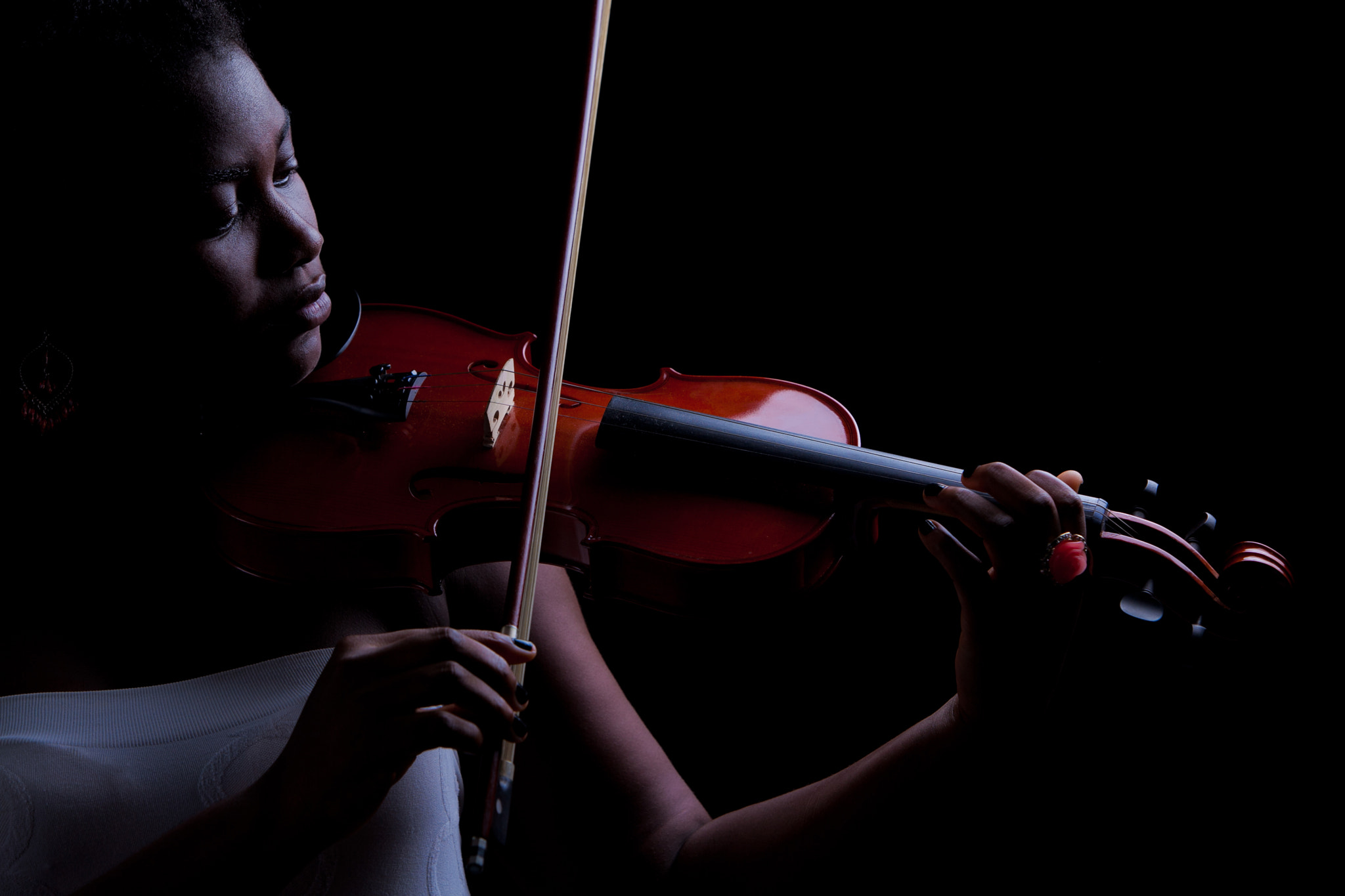 Photograph The Red Violin by Steven Adusei on 500px