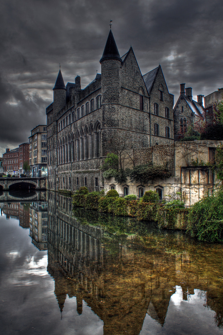 Photograph Duivelsteen HDR by Barry Mangham on 500px