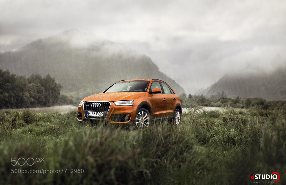 Photograph Audi q3 by Dragos  Borcanea  on 500px