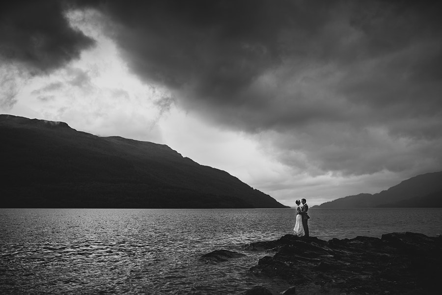 Photograph Wedding photographer Scotland by Mark Pacura on 500px