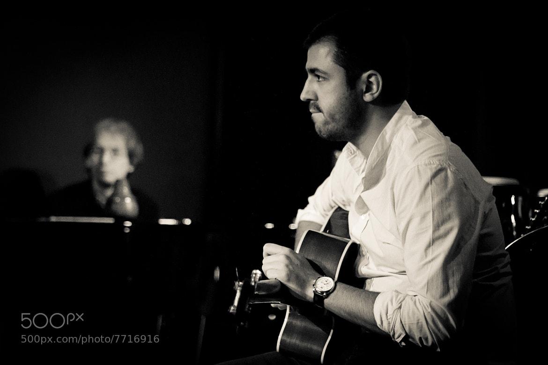 Photograph guitarist by Anastasya Kondratyeva on 500px