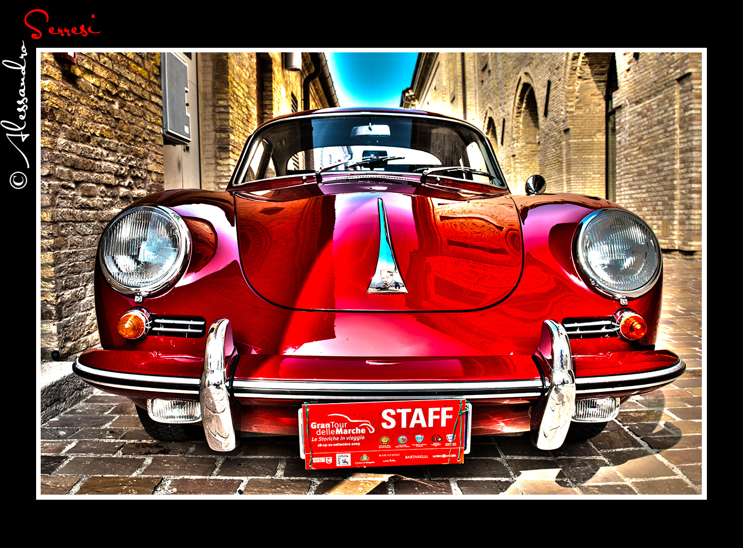 Photograph PORCHE by Alessandro Serresi on 500px