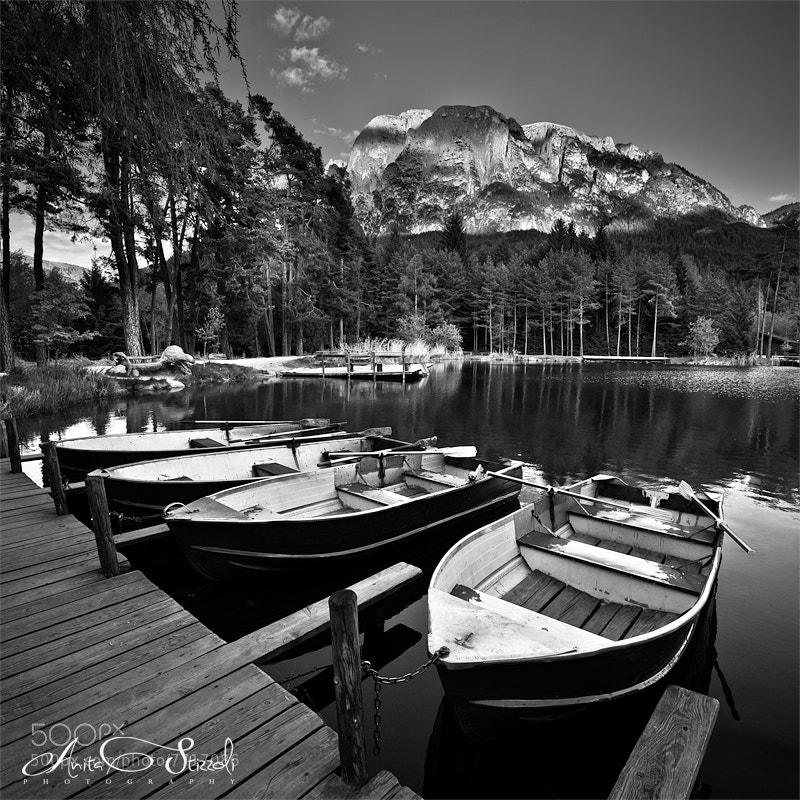 Photograph Alpine lake by Anita Stizzoli on 500px