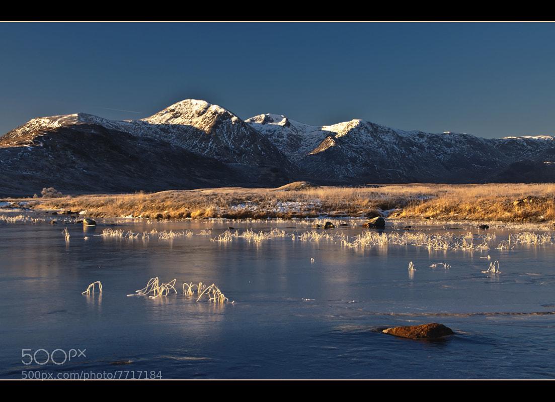 Photograph Sunshine over Ice by Melanie Branagan on 500px