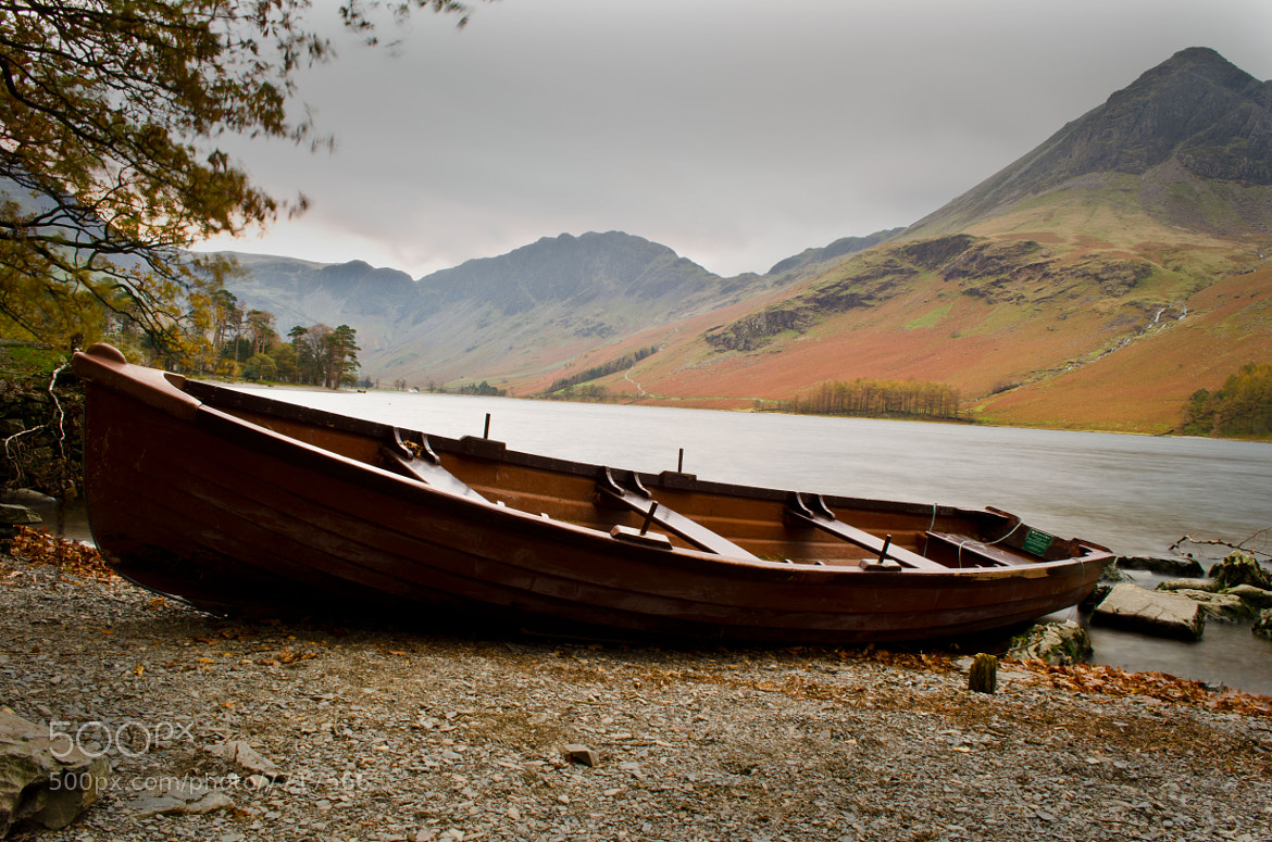 Photograph The Boat by Youngman Images on 500px