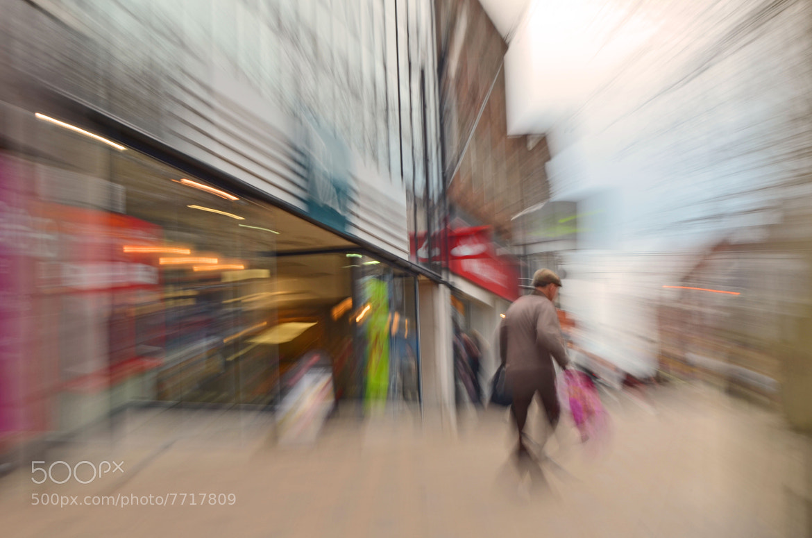 Photograph The Shopper by Youngman Images on 500px