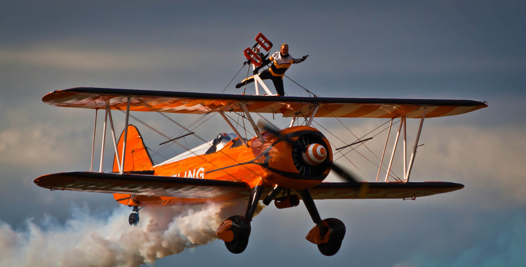 Photograph Breitling Wing Walkers by Nicolas M. on 500px
