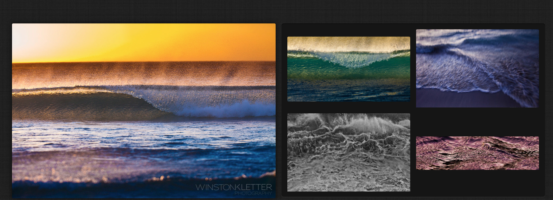 Photograph Massive Waves vs Micro waves by Winston Kletter on 500px
