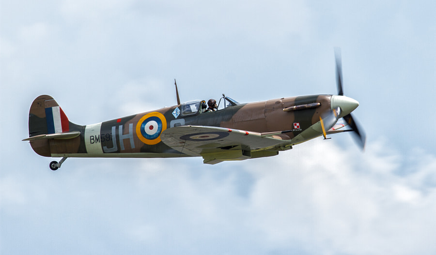 Spitfire Vb @ Duxford