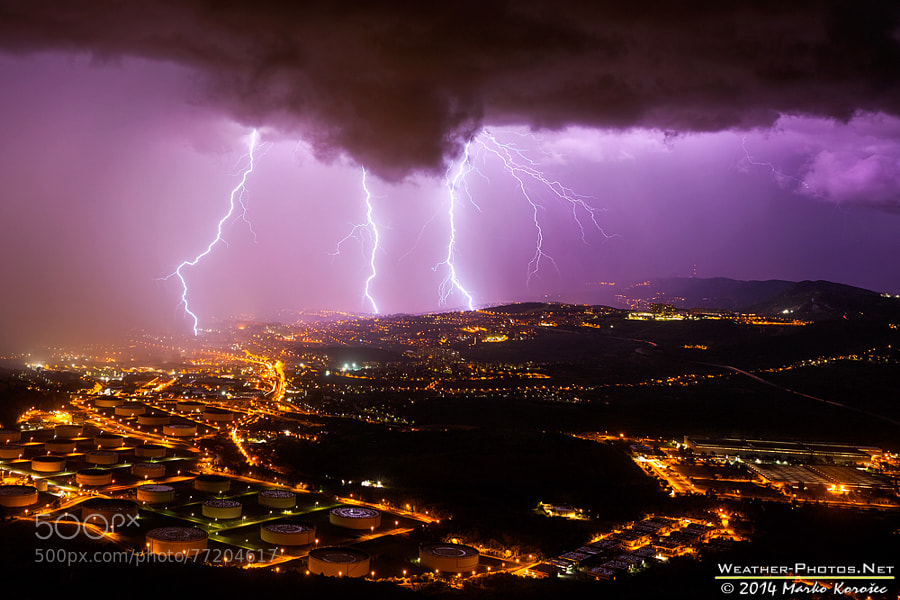 Photograph Free electricity by Marko Korošec on 500px