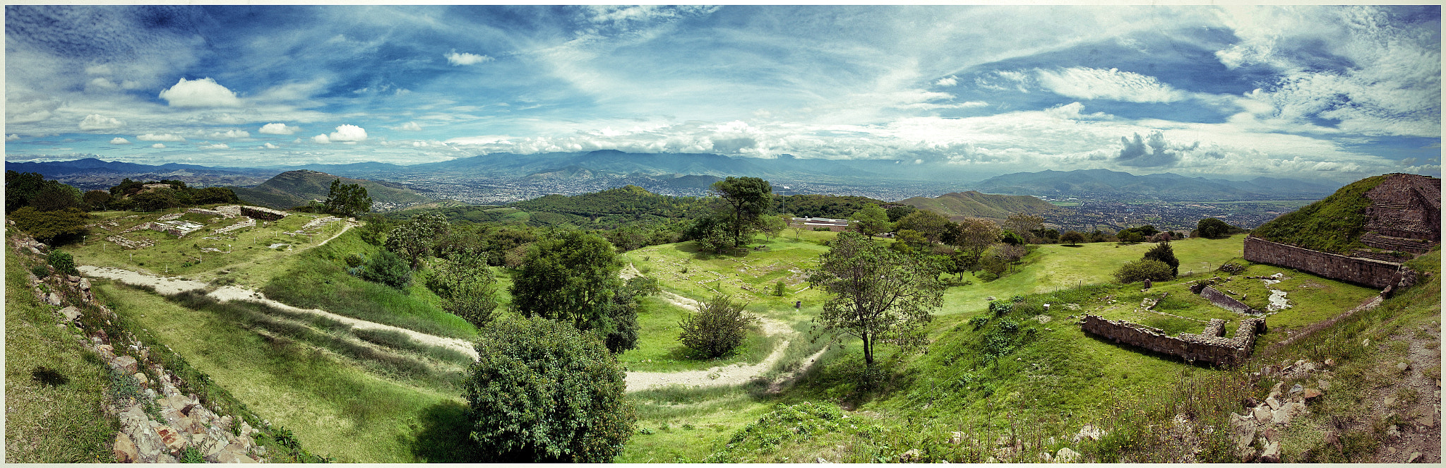 Photograph Oaxaca Monte Alban by Benedeto Michaeles on 500px