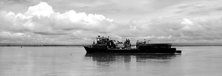 Photograph Ferry by Abhineet Dey on 500px