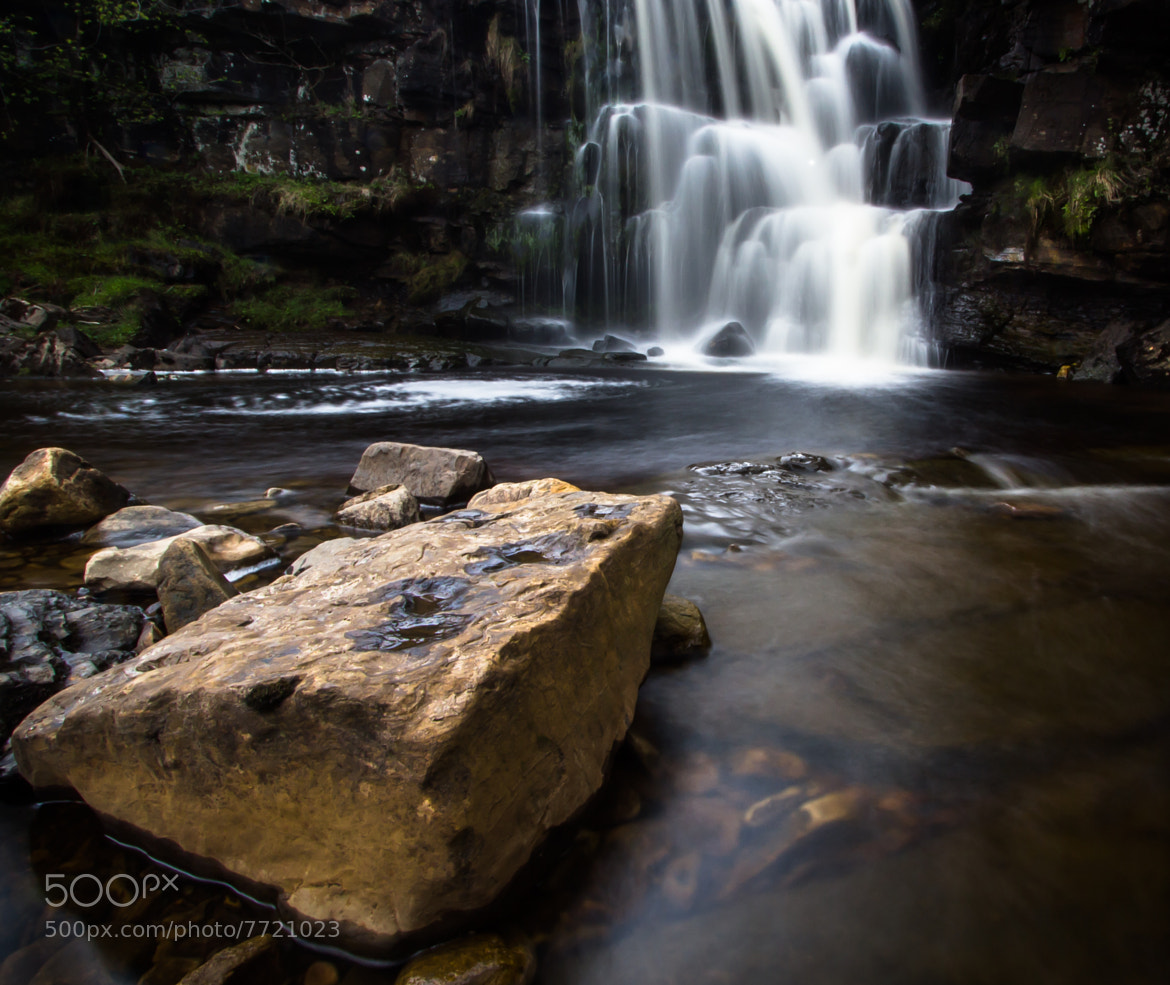 Photograph East Gill Waterfall, Keld by Matt Lomas on 500px