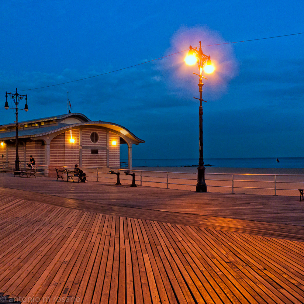 Photograph Night on the Boardwalk by Antonio M. Rosario on 500px