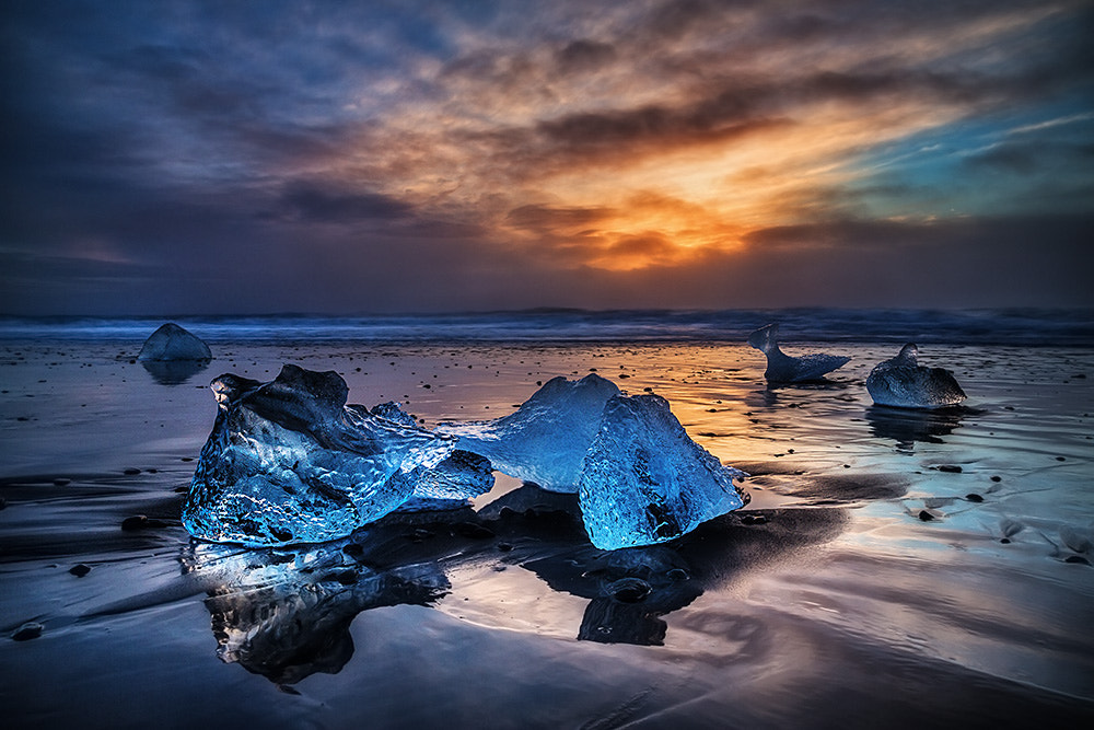 Photograph Rhapsody in blue by Tony Prower on 500px