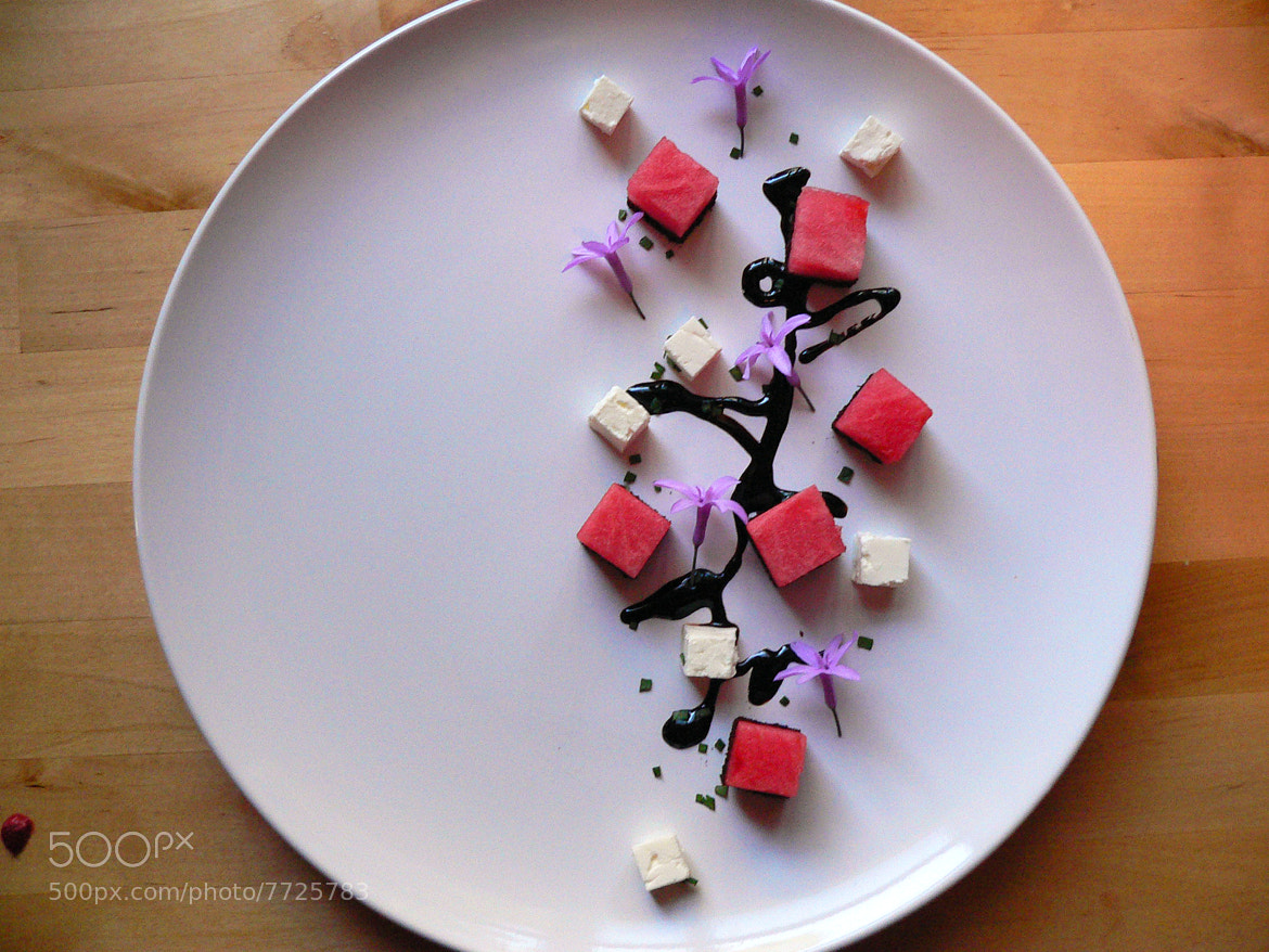 Photograph Watermelon and Feta Salad by damienbutler on 500px