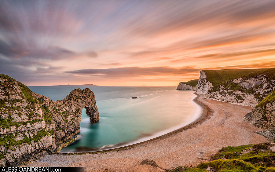 Photograph Durdle Door by Alessio Andreani on 500px