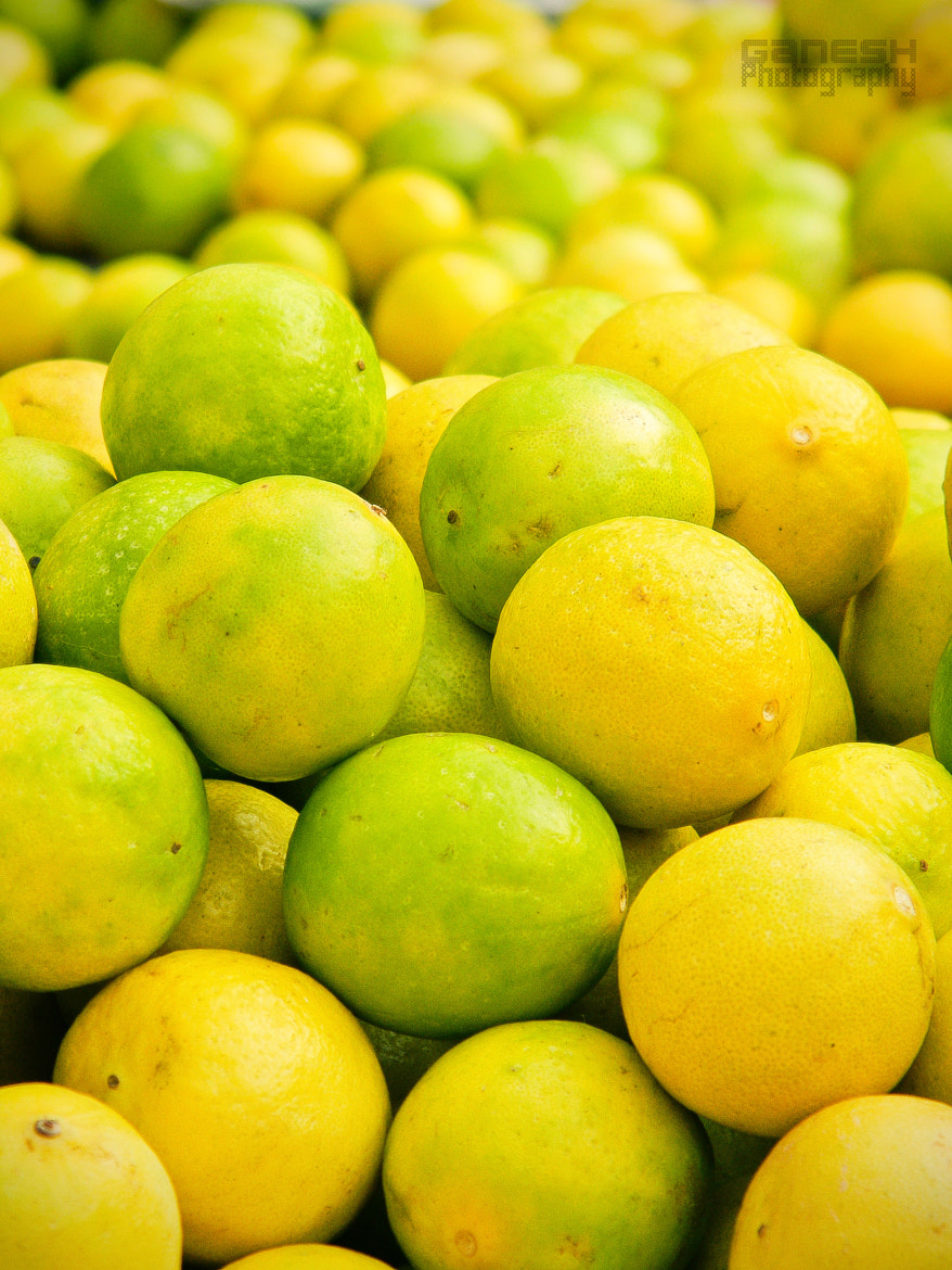Photograph Lime n Lemony by Ganesh Balasubramanian on 500px