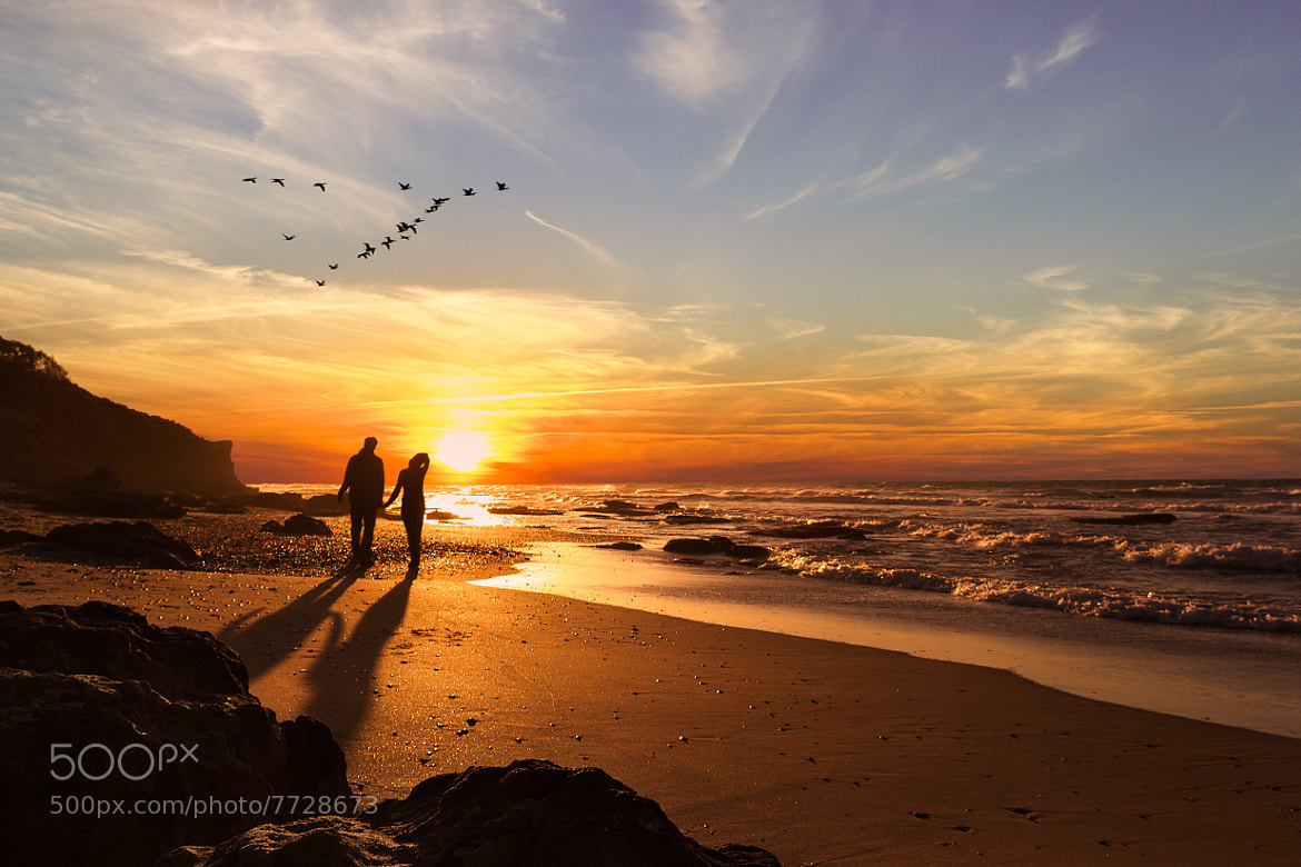 Photograph Into the sunset by Rotem Littman on 500px
