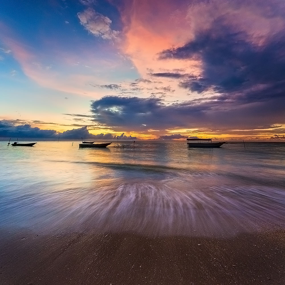 Photograph Dermaga Senja by Esmar Abdul on 500px