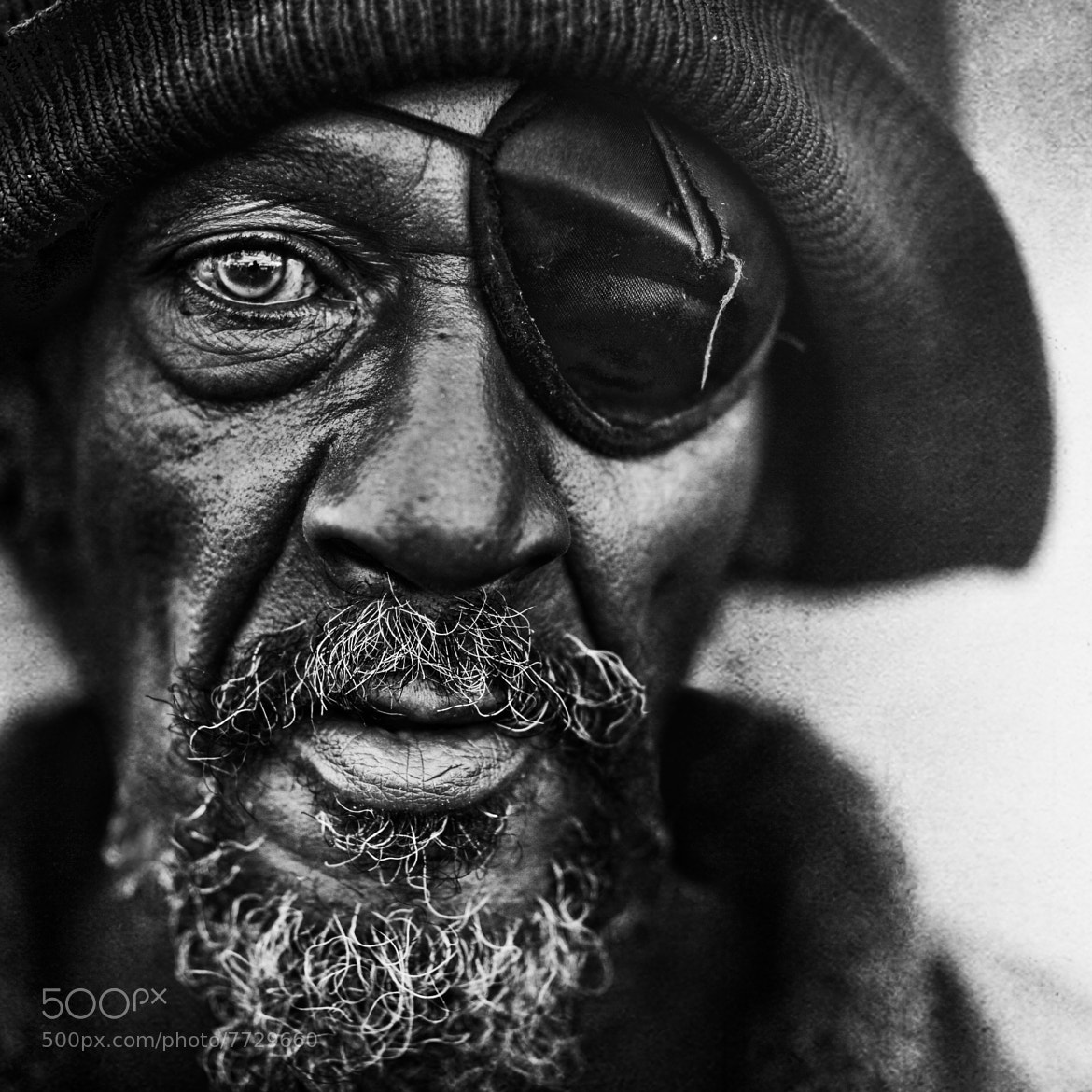 Photograph Skid Row, LA by Lee Jeffries on 500px