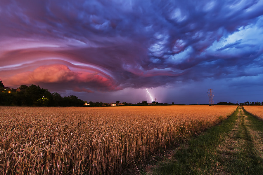 Ominous by Russ Francis on 500px.com