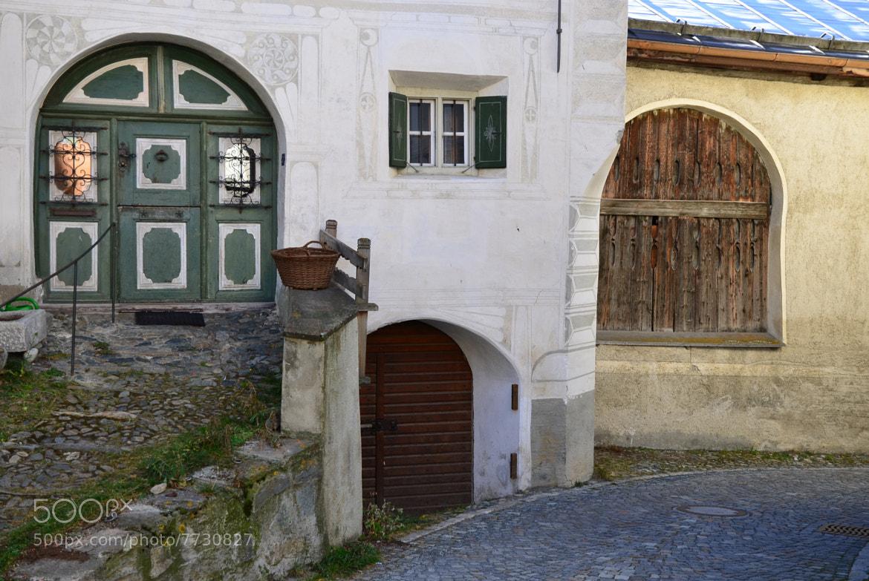 Photograph different doors by helmut flatscher on 500px
