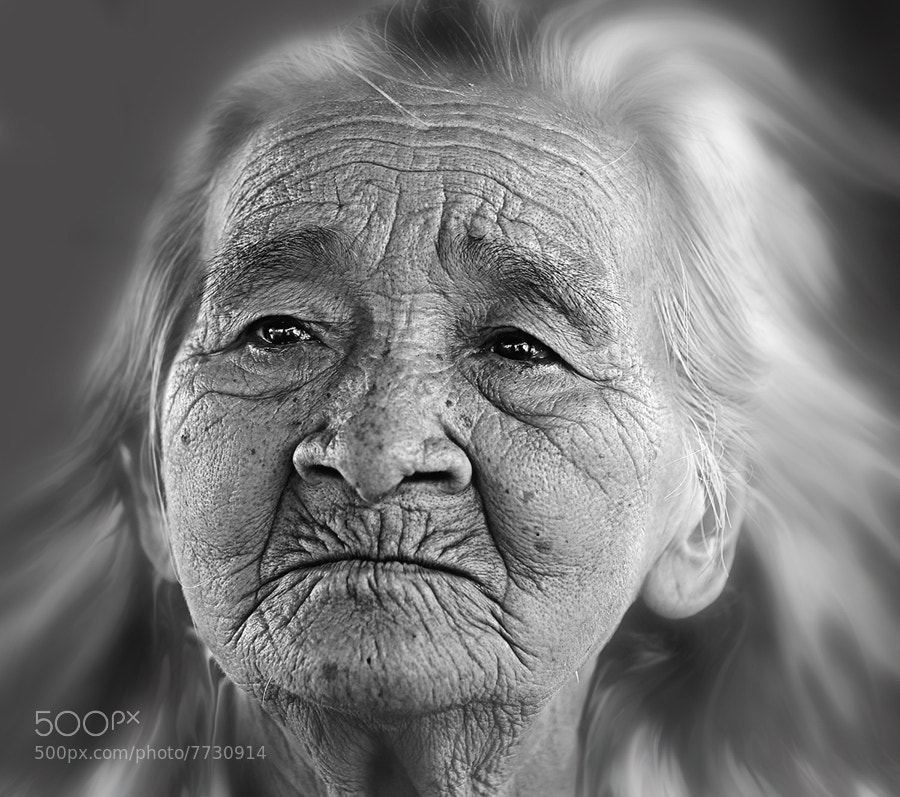 Photograph Great Grand Ma by Prachit Punyapor on 500px