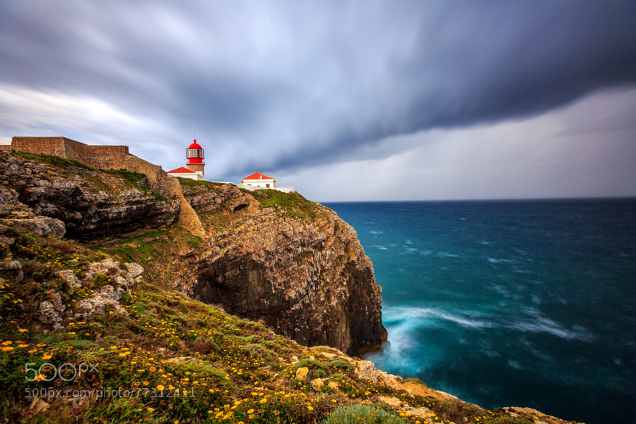 Photograph Approaching Storm by Fabian Van Schepdael on 500px