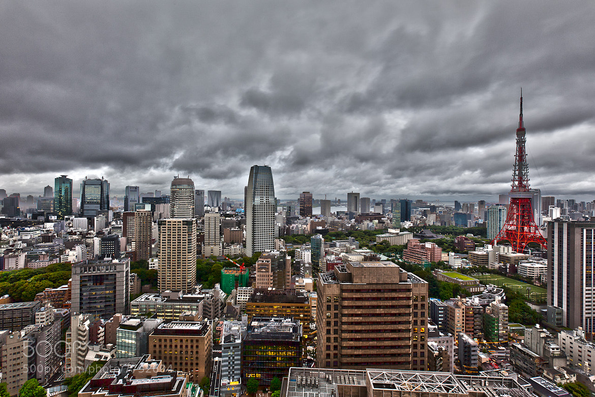 Photograph Tokyo (HDR) by Frank Rønsholt on 500px