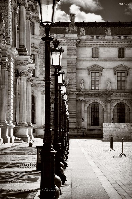 Photograph Louvre. Paris II by Viktor Korostynski on 500px