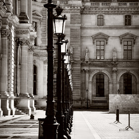 Louvre. Paris II by Viktor Korostynski (vikkor)) on 500px.com
