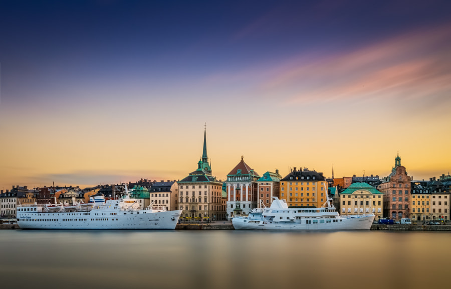 Stockholm by Oliver Knist on 500px.com