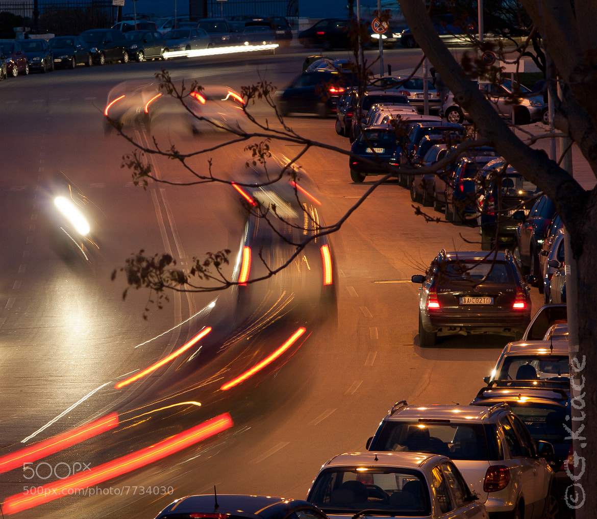 Photograph Moving cars by Giovanni Kiace on 500px