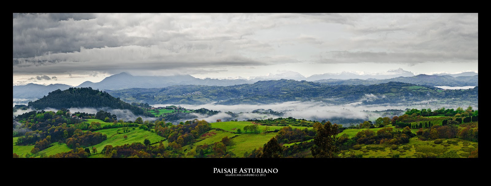 Photograph Paisaje Asturiano (Asturias Landscape) by Manuel Millán on 500px