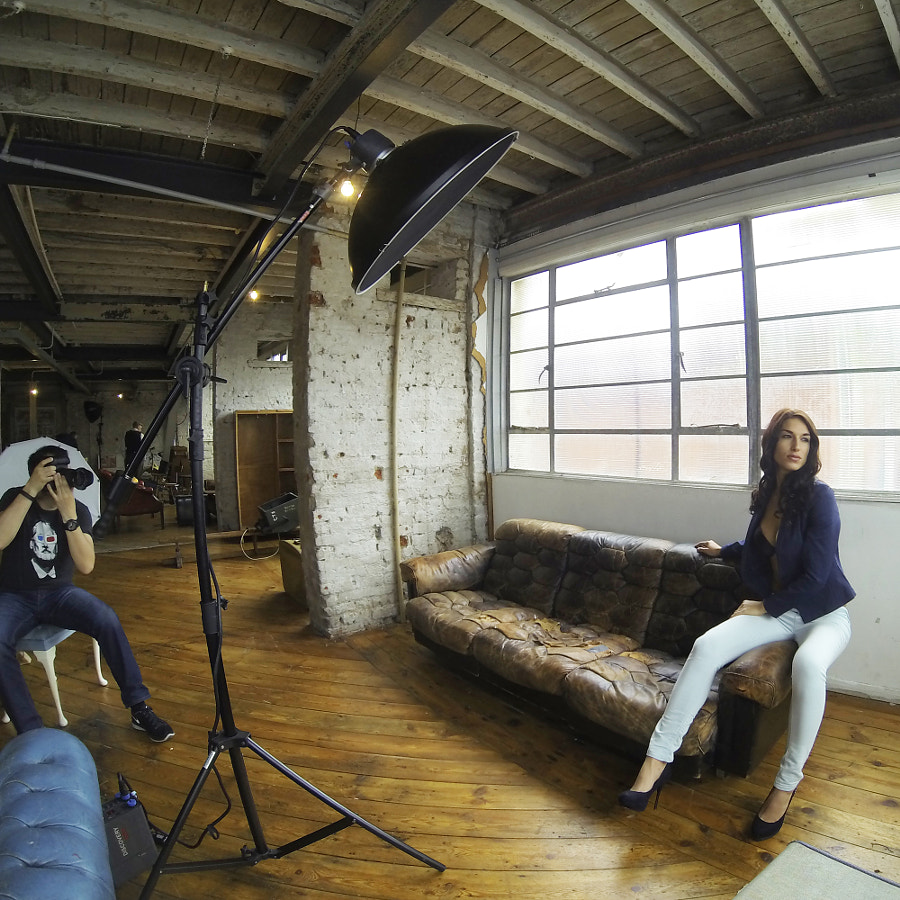 Behind the Scenes with Anett Malomhegyi