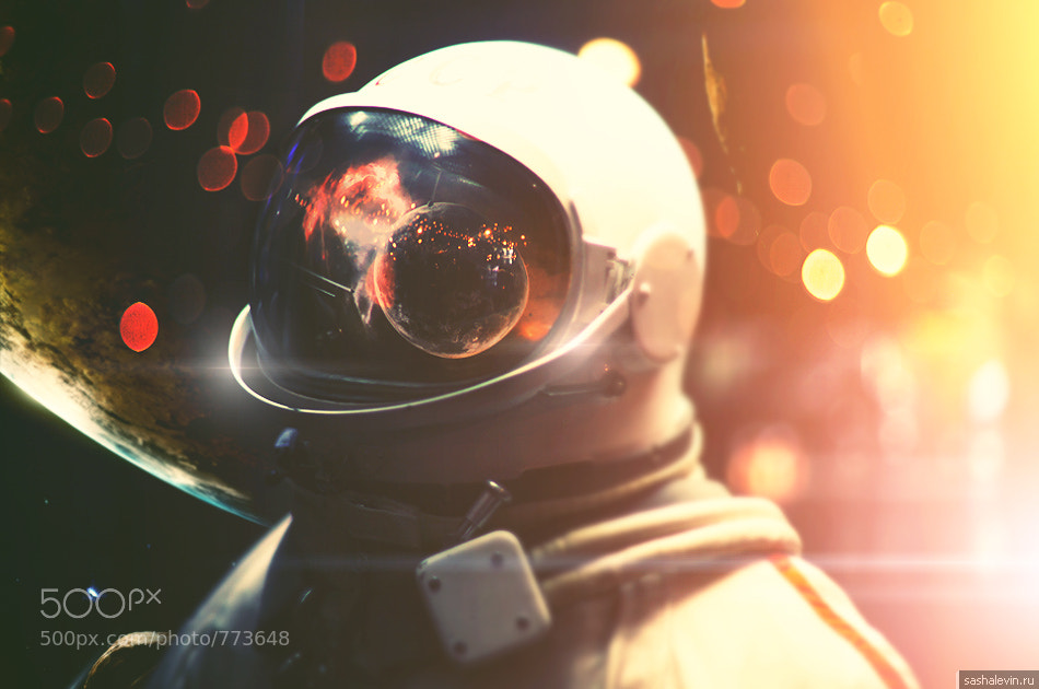 Photograph Space inside by Sasha Levin on 500px