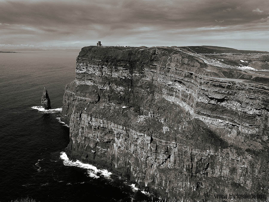 Photograph Cliffs of Moher by Carlos Aledo on 500px