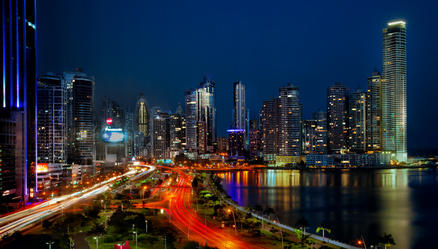 Photograph Panama City by Jim Hamel on 500px