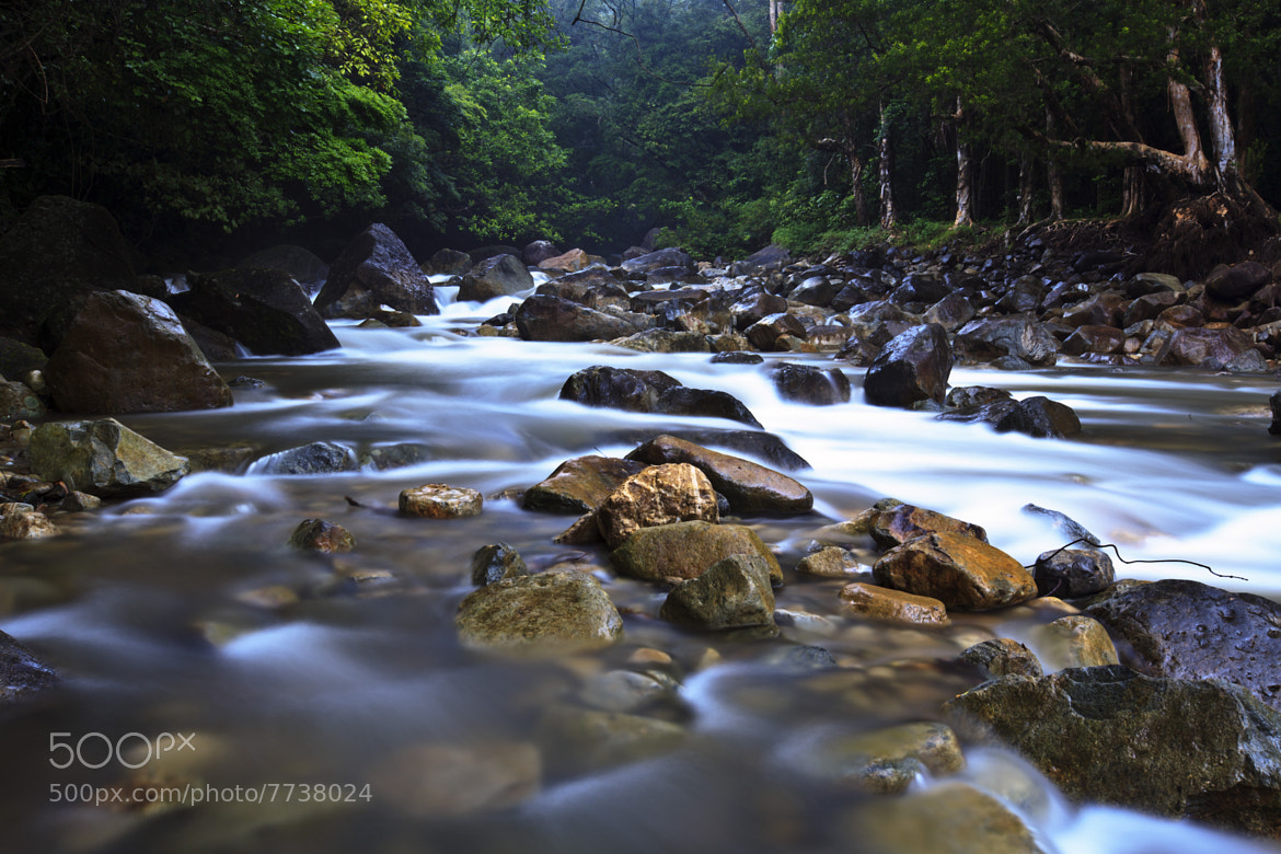 Photograph A river by Cp Cheng on 500px