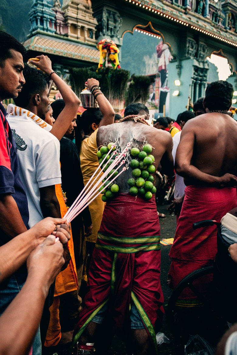 Photograph Offering to Murugan by Alek  on 500px